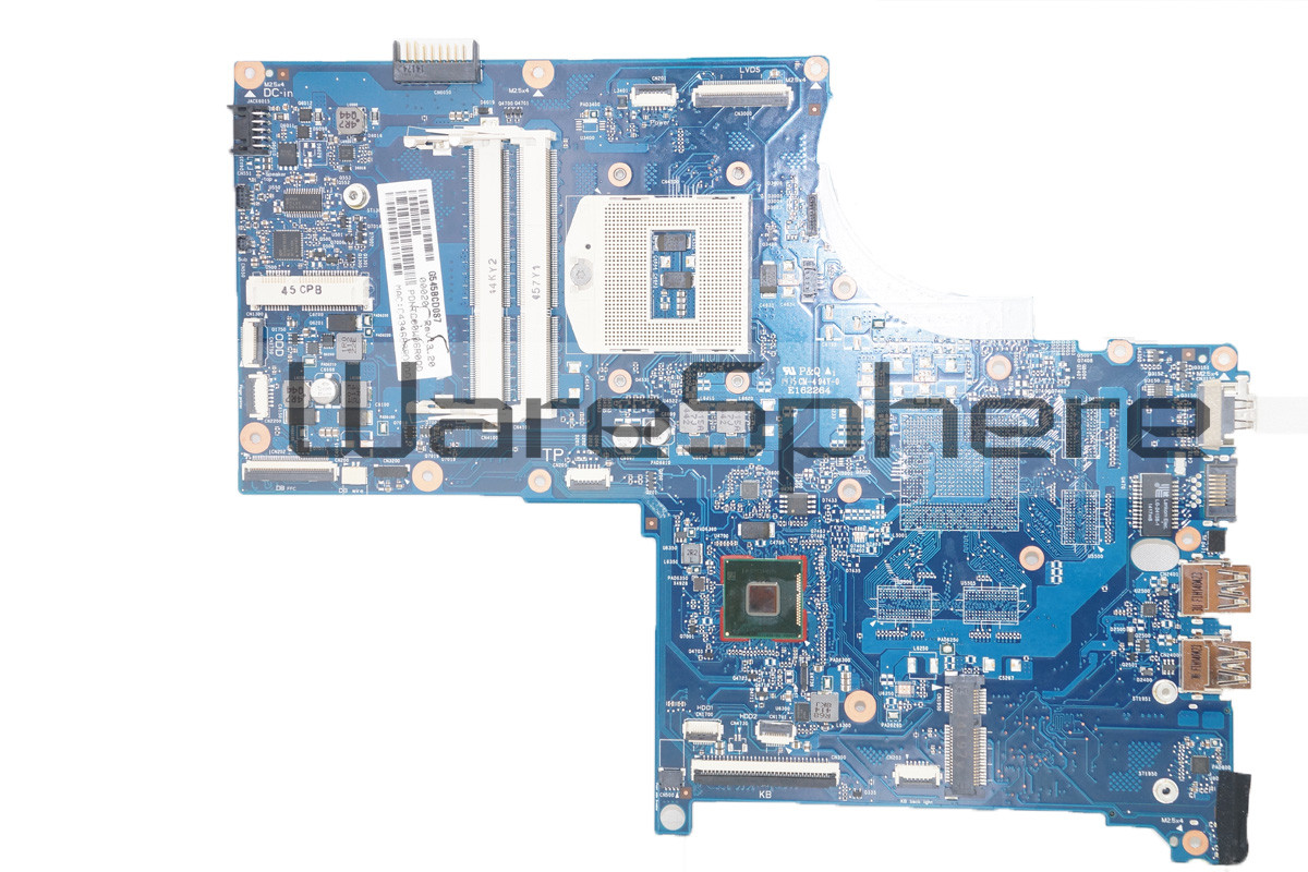 UMA Motherboard for HP Envy 17-J 736482-501 6050A2563801