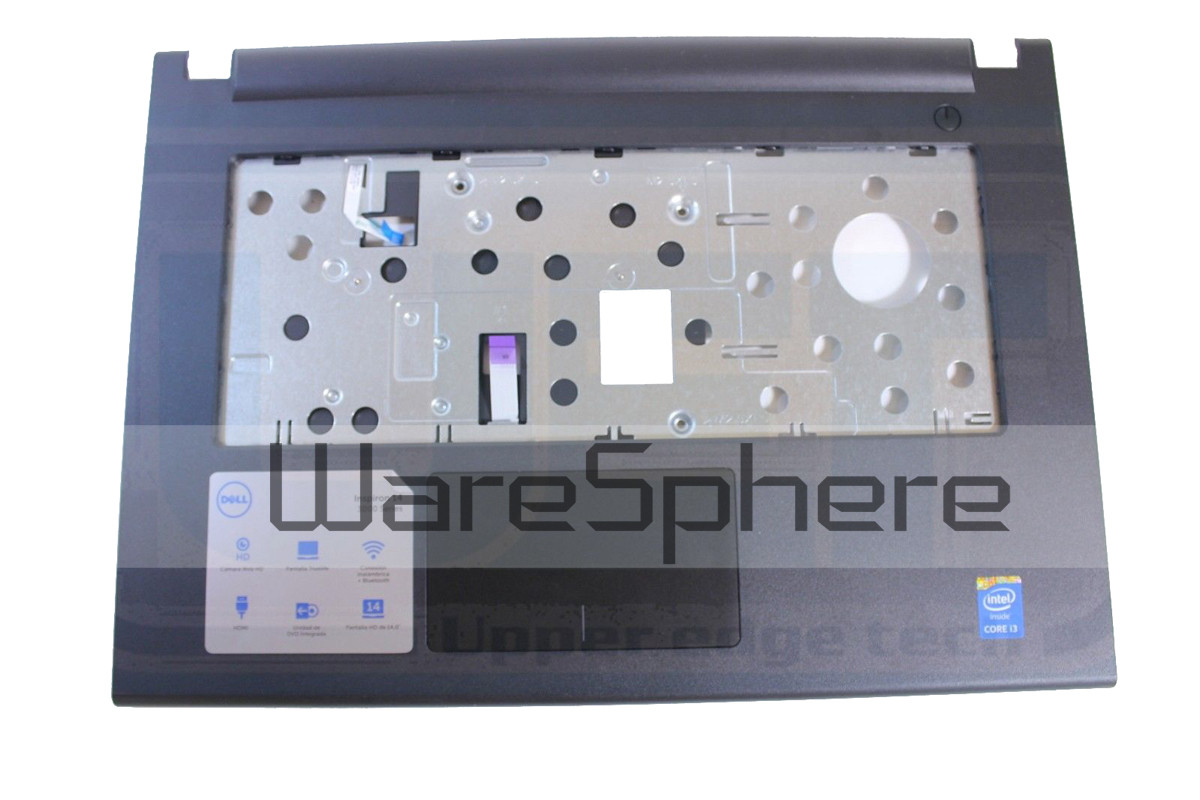 Upper Case Assembly  For Dell Inspiron 3442 289J1 Black with TouchPad