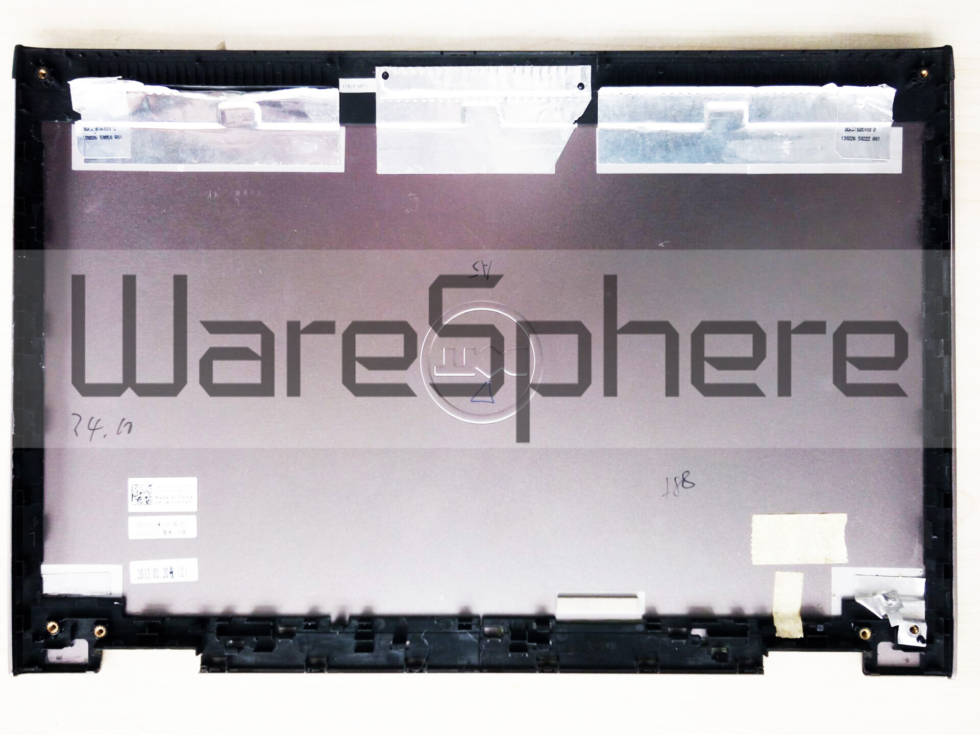 LCD Back Cover Assembly for Dell Vostro 3450  THT45 3AV02LCWI50 Silver