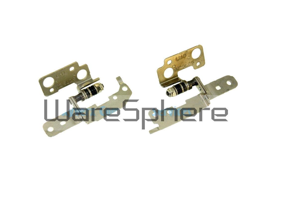 Left and Right LCD Panel Hinges for Dell Inspiron 11 (3162 / 3164) 433.07607.1001 433.07606.1001