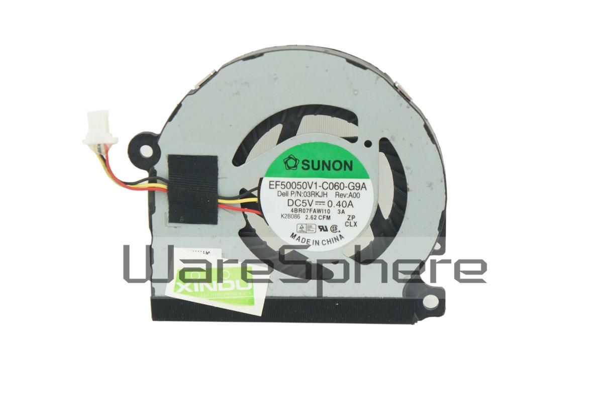 CPU Cooling Fan For Dell Vostro 3360 / Inspiron 13z 5323 3RKJH EF50050V1-C060-G9A