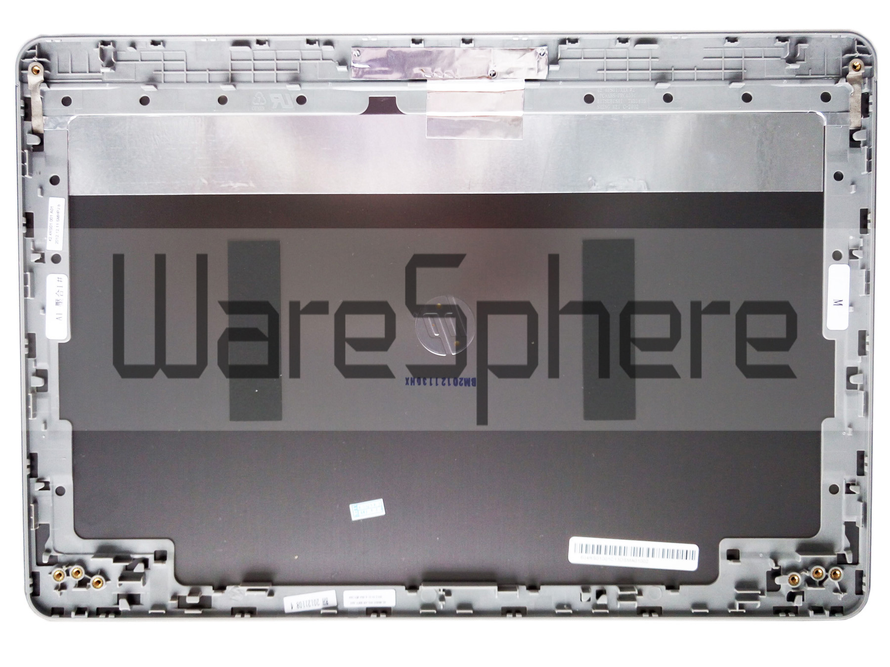 LCD Back Cover for HP ProBook 4340s Assembly 60.4RS01.001 Gray