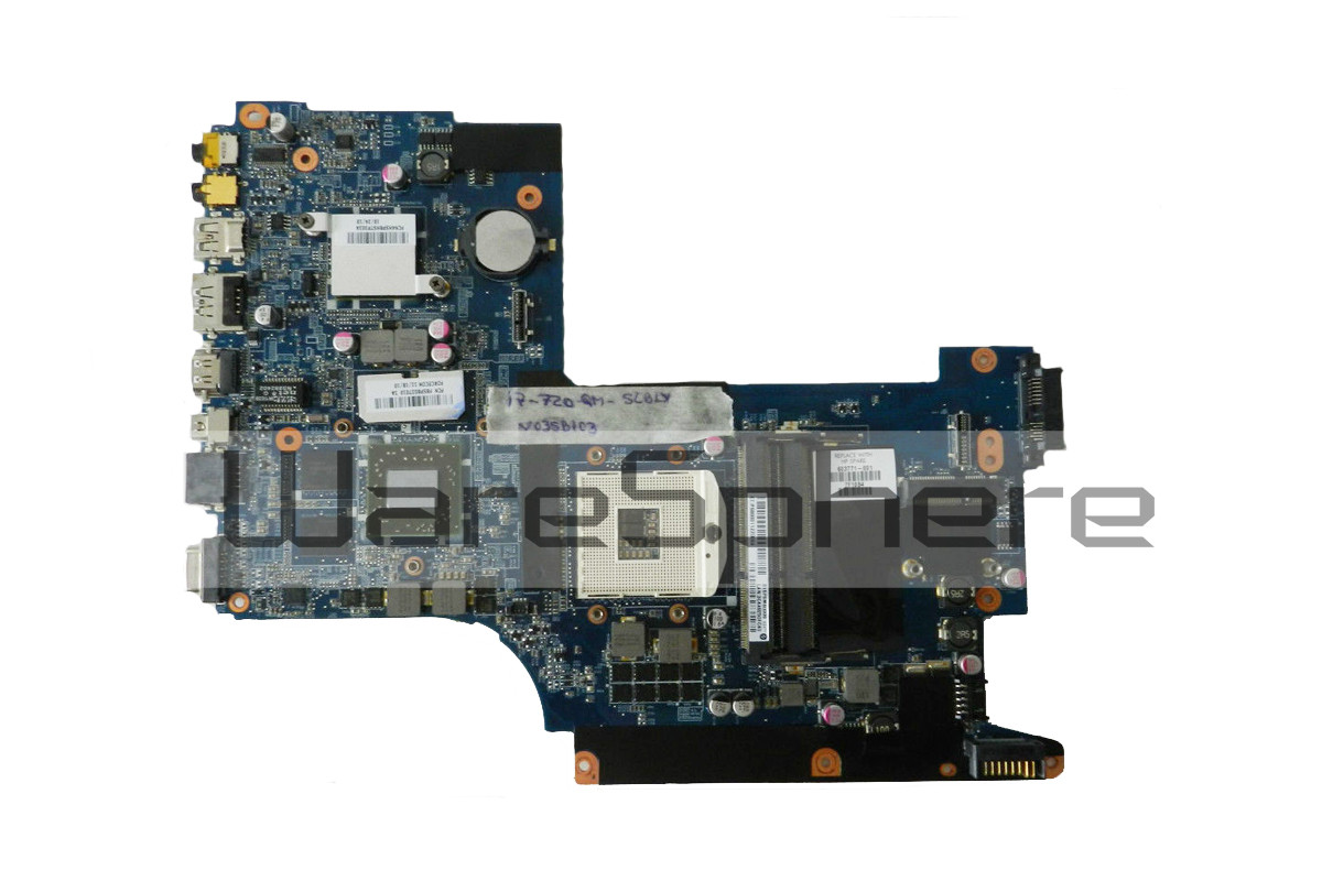DSC Motherboard For HP Envy 17-1000 SYSTEM FF+ HD 5830/1G 603771-001