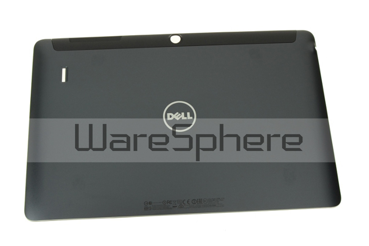 LCD Back Cover with Cam Window for Dell Latitude 13 (7350) 60V9H Black