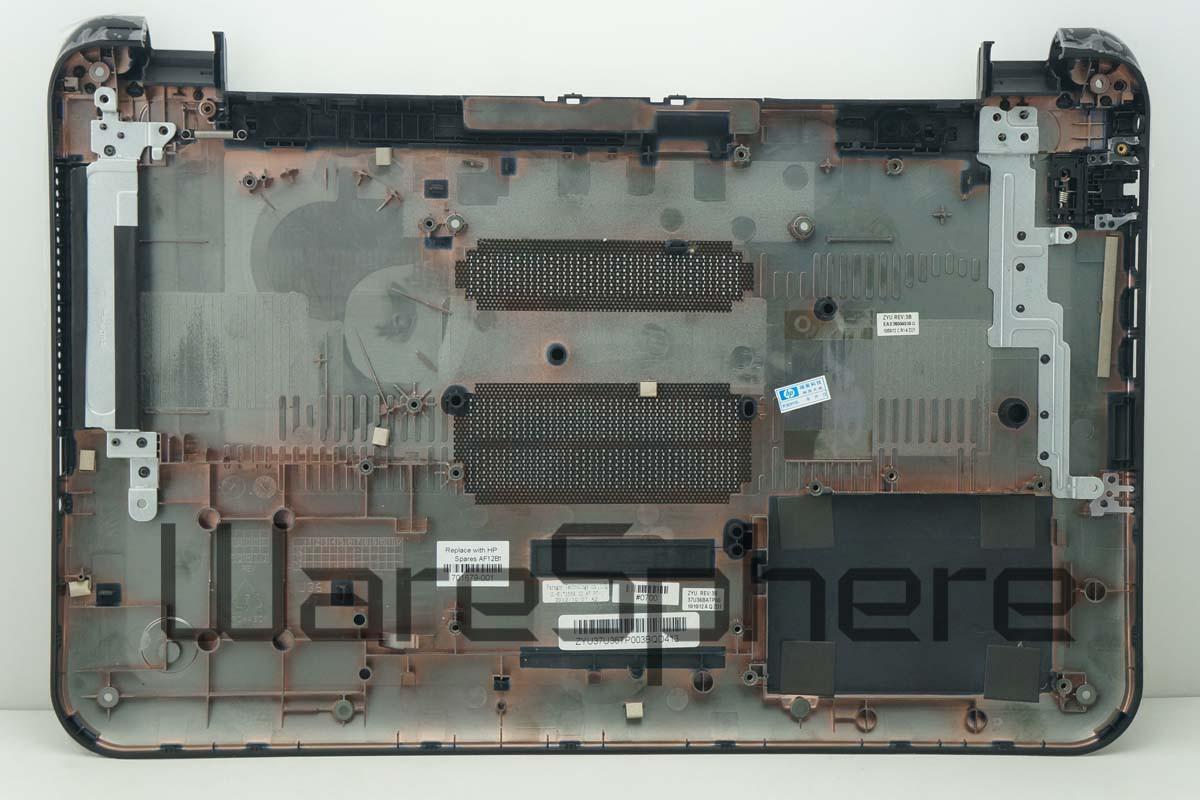 Bottom Base Cover for HP SLEEKBOOK 15-B 701679-001 Black