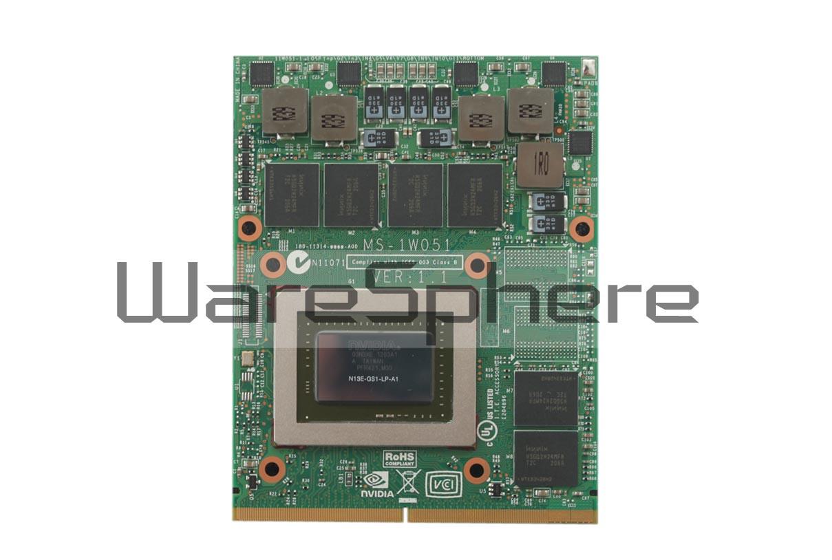 NVIDIA GeForce GTX 670M Graphics Card (N13E-GS1-LP-A1)