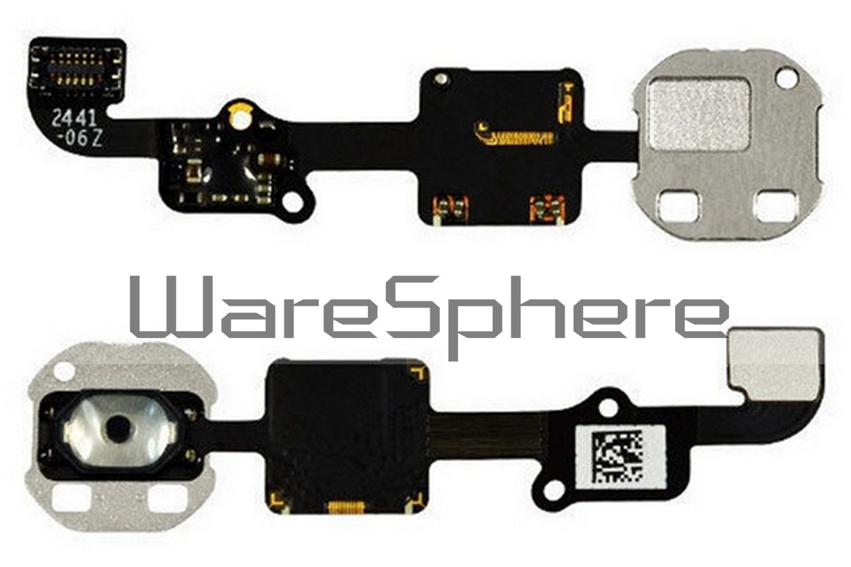 Home Button Flex Cable for Apple iPhone 6 / 6 Plus