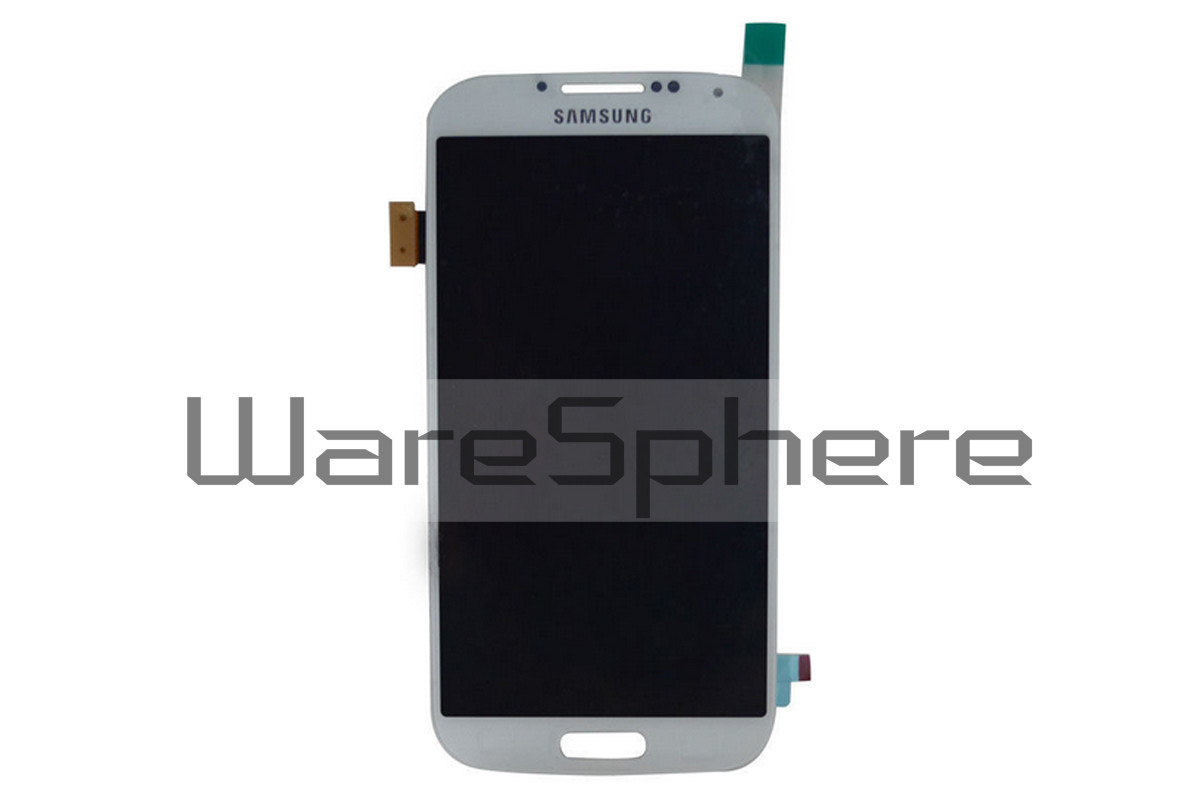 LCD Display and Touch Screen Digitizer for Samsung Galaxy S4 i9500 White