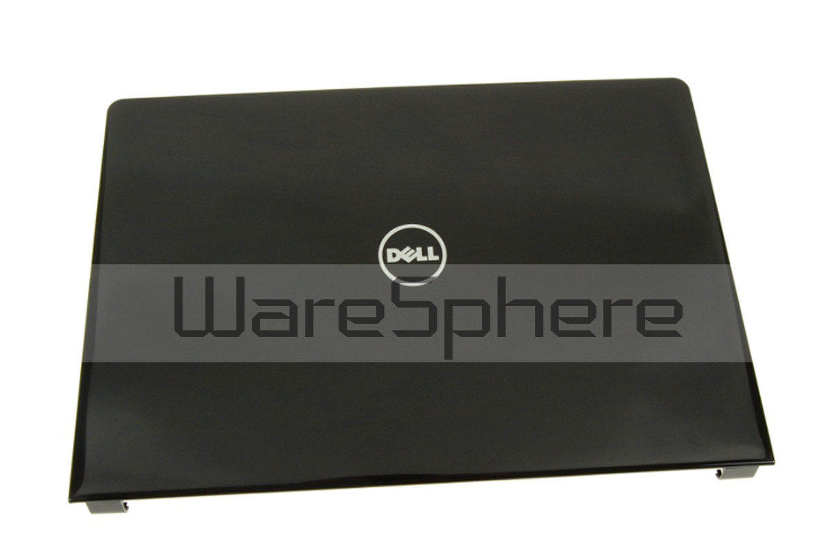 LCD Back Cover for Dell Vostro 15 (3558) / Inspiron 15 (5558) CMJK5 Glossy Black Non-Touch