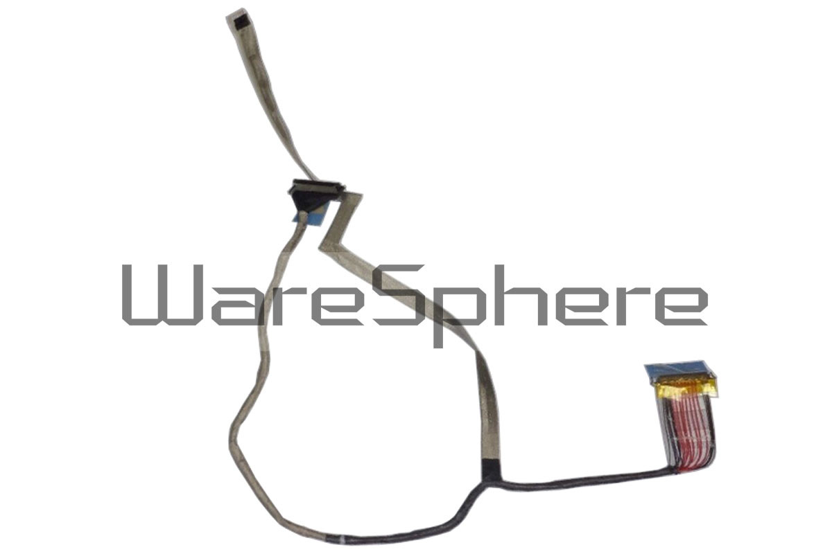 "17.3"" LCD LVDS Cable Assembly For Dell Alienware M17X R3 GTDTJ DC02C001G00"