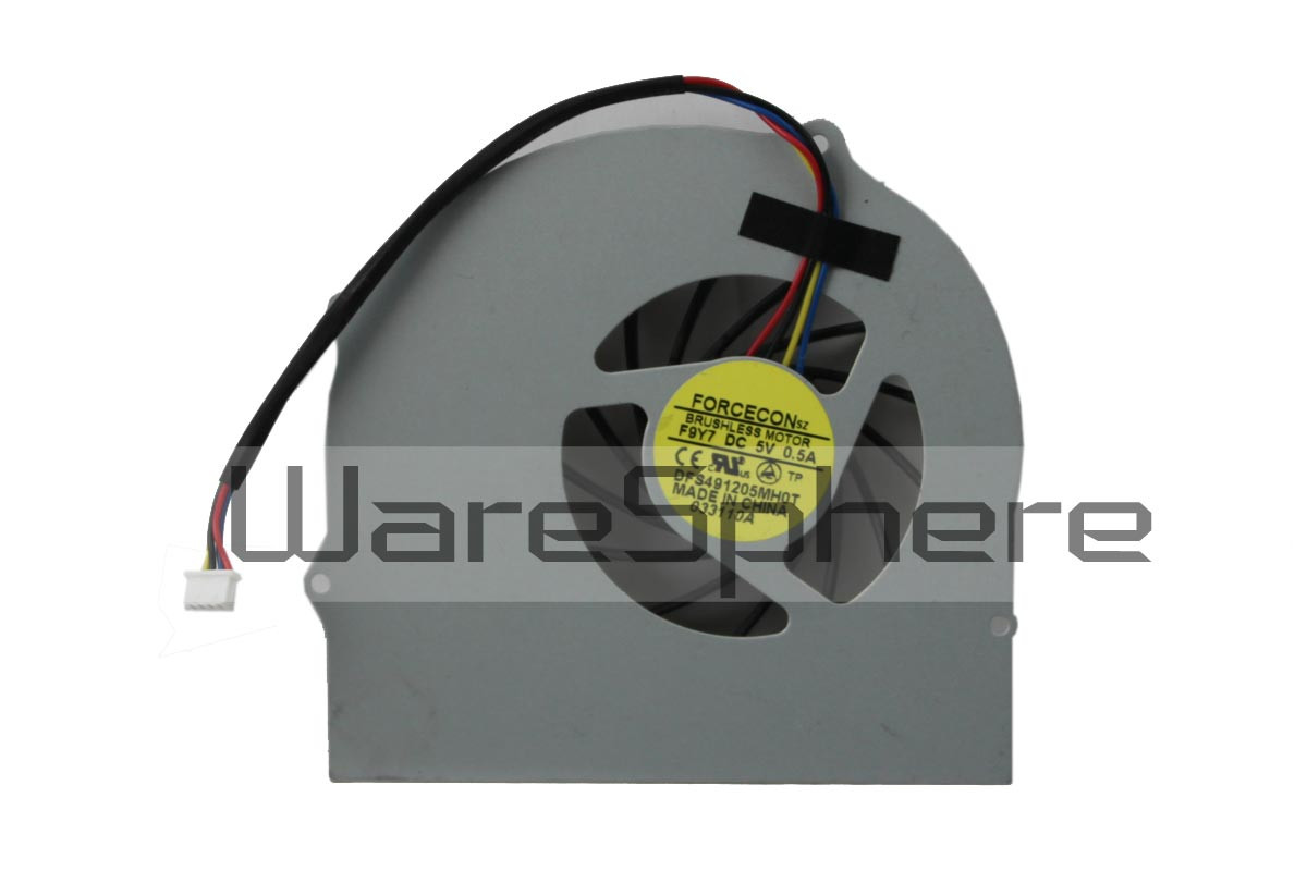 Cooling Fan for DELL Studio XPS 1340 U837D (DFS491205MH0T)