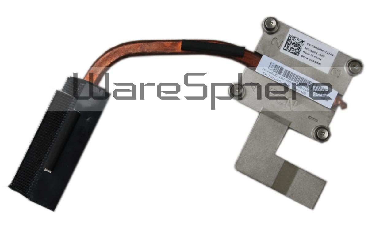 CPU Heatsink for Dell Latitude E5520 0NGRW