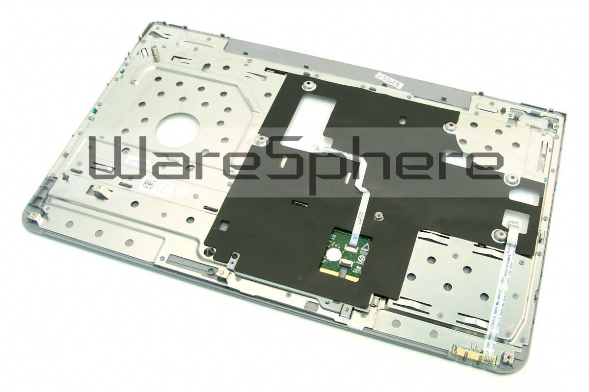 Upper Case Assembly for Dell Inspiron 15R N5010 M5010 X01GP Silver W/ Touchpad