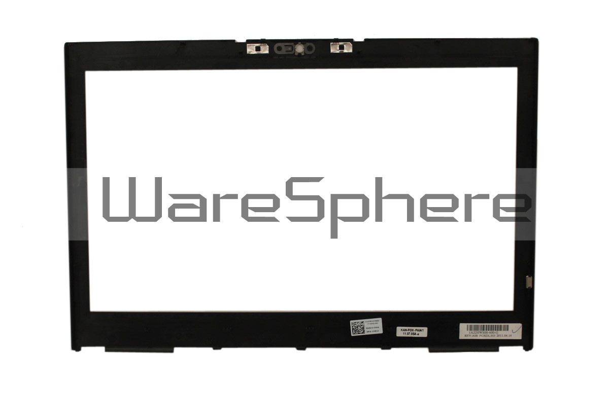 LCD Bezel Case Assembly FOR DELL Precision M4600 (78PJ3) with Webcam