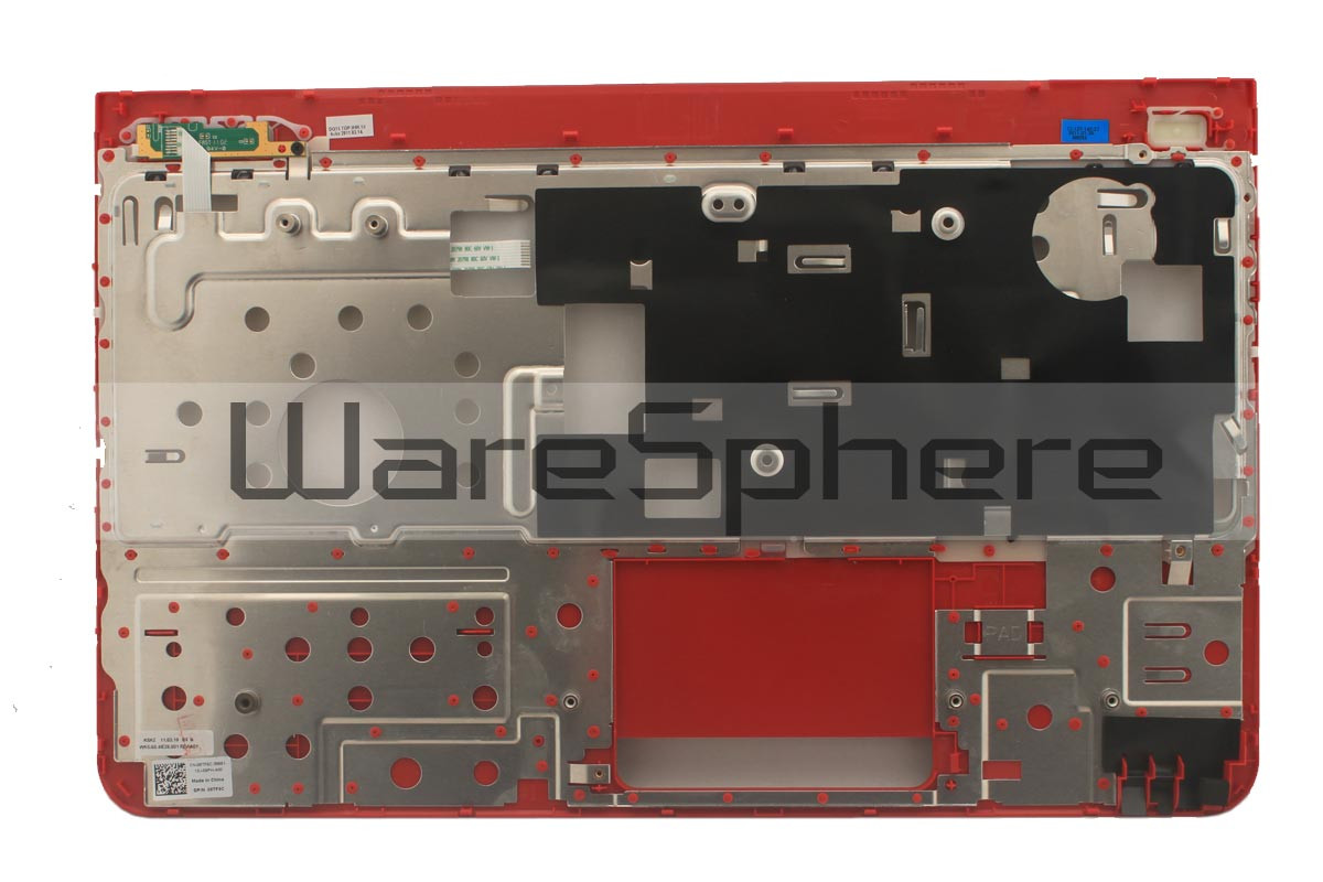 Upper Case Assembly for Dell Inspiron 15R (N5110) 8TF9C Red