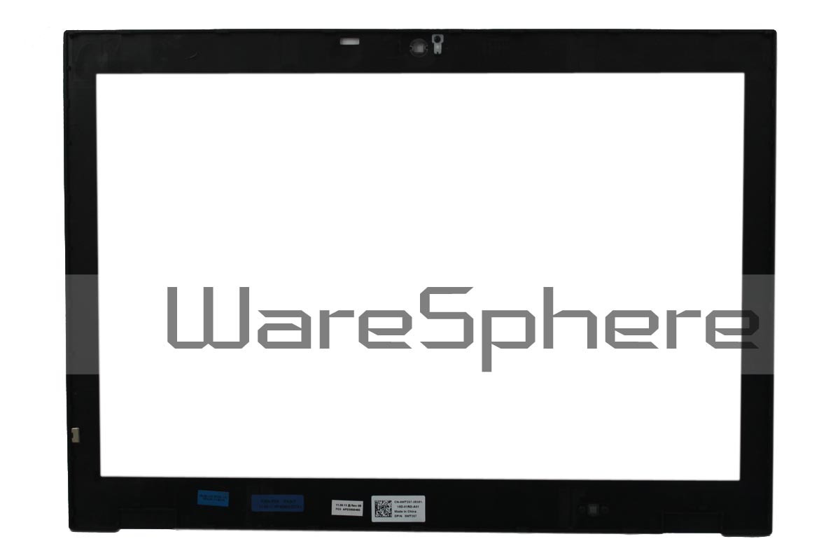 LCD Bezel Case Assembly for DELL Latitude E6400 WT207 With Webcam (For WXGA+ Display)
