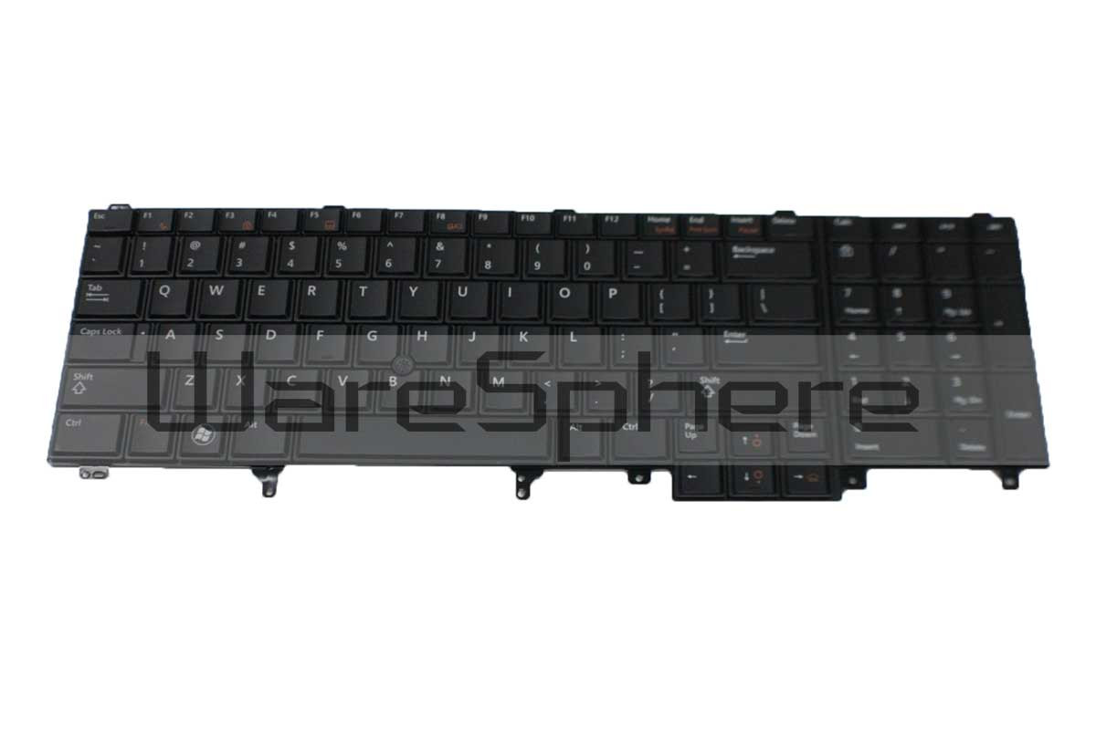 Backlit Keyboard For Dell Precision M4700 HG3G3 US Grade A-