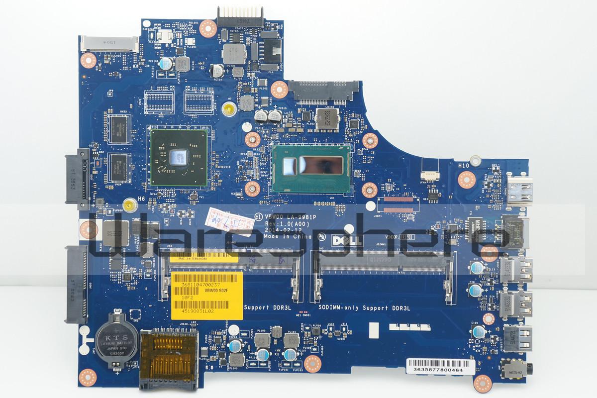 VBW00 LA-9981P