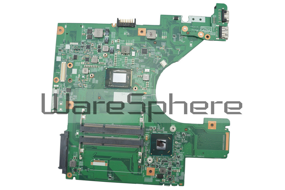 UMA Motherboard W/ Intel Core i5 2410M for Dell Vostro V131