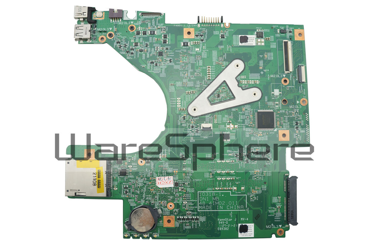 UMA Motherboard W/ Intel Celeron 867 for Dell Vostro V131