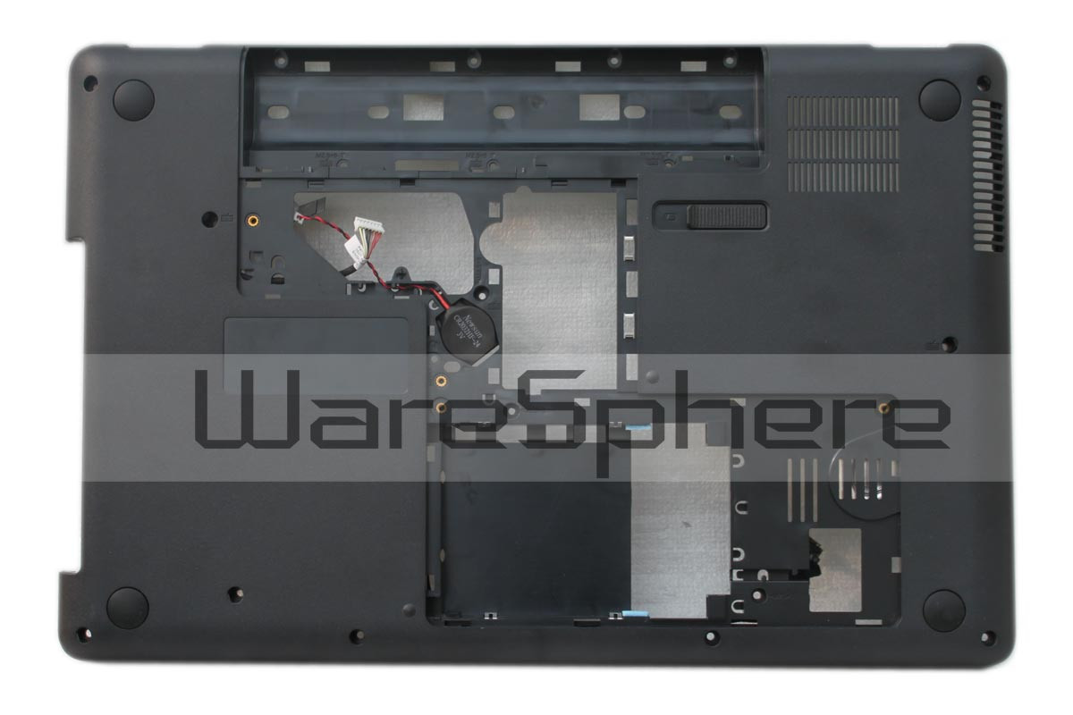 Bottom Case Assembly for HP Pavilion G62 606018-001 Black