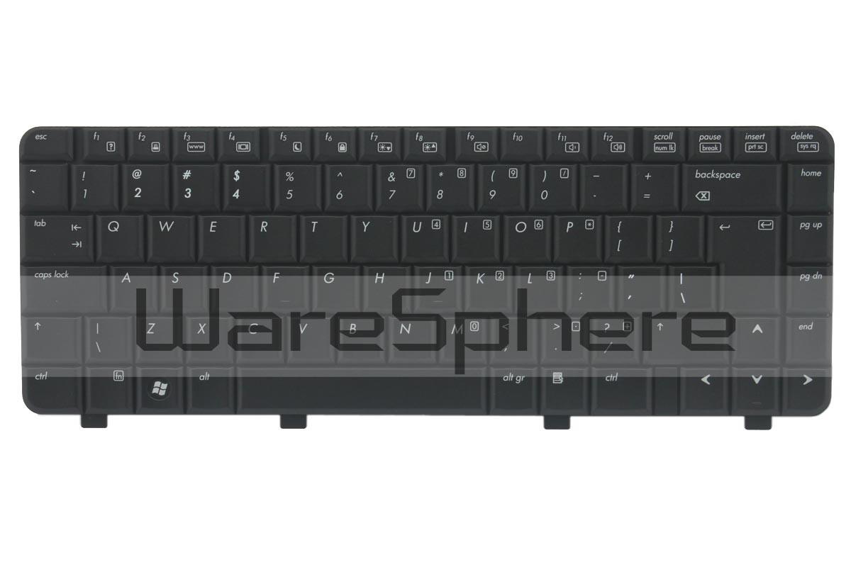 Keyboard for HP CQ30 CQ35 CQ36 (PK1306T1A00)