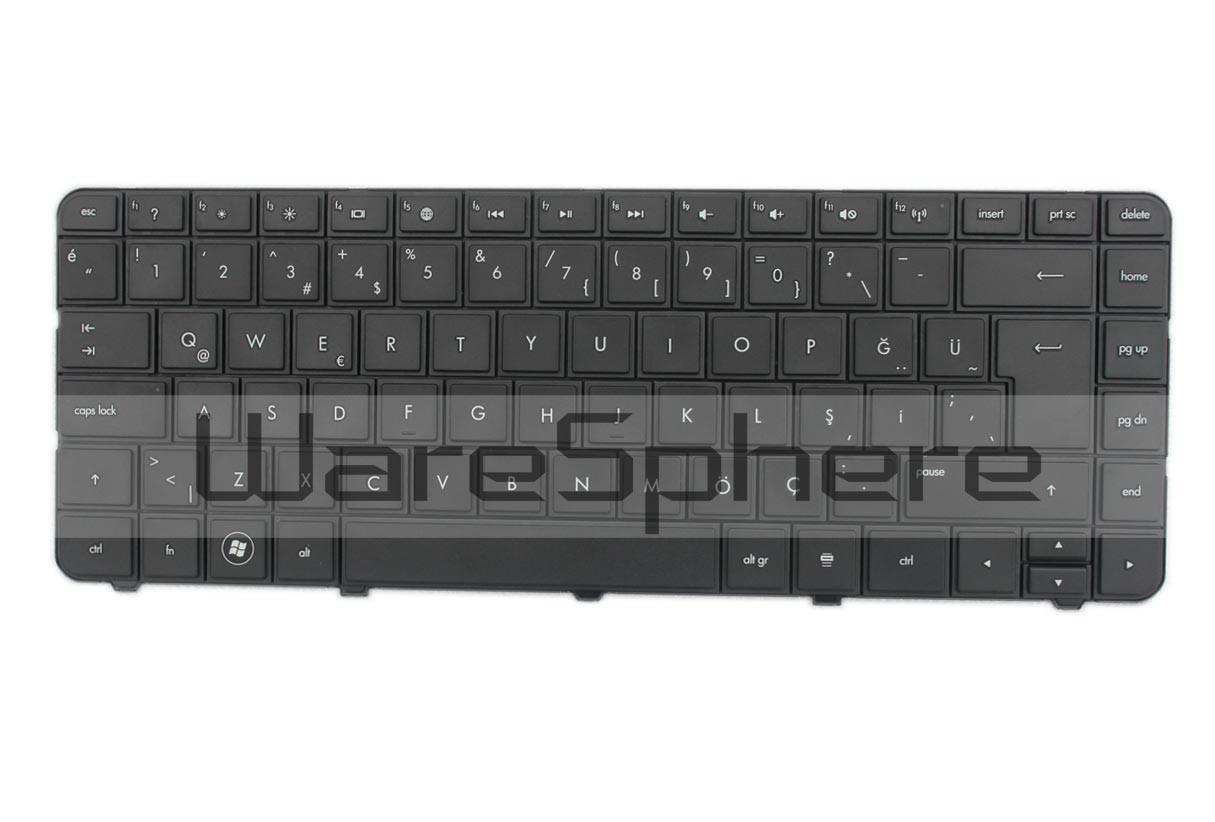 Keyboard for HP Pavilion G4 Black 55011TM00515G TR