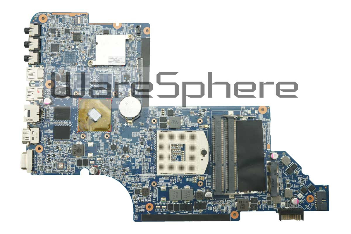 Motherboard for HP Pavilion DV6-6000  HM65 HD6490/1G DUO U3 -DSC 665347-001