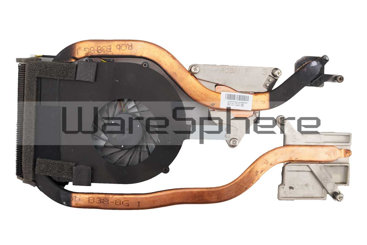 Heatsink and Fan of Acer 7741 7741Z 7741G 60.4HN23.001