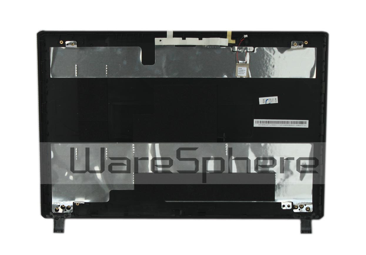LCD Cover Case Assembly of Acer Aspire V5 V5-531G 23.42406.001 Silver