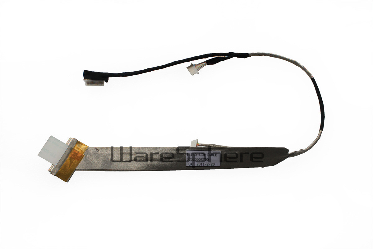 LCD LVDS Cable for Lenovo IdeaPad N200 Y410 Y410A F41A F41G F41M F41 DC02000ET00