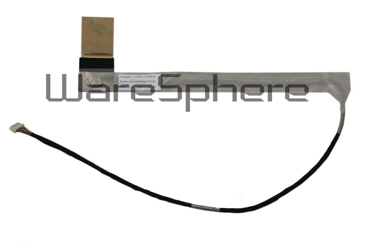 LCD LVDS Cable for Lenovo G455 DC02000ZZ10