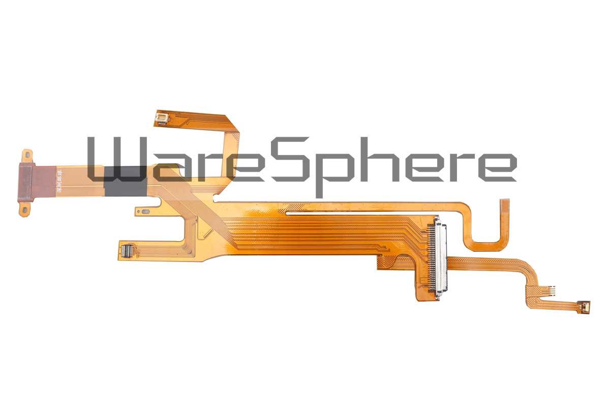 LCD LVDS Cable for Lenovo IBM Thinkpad X200 X201 44C9991 60.48Q13.002