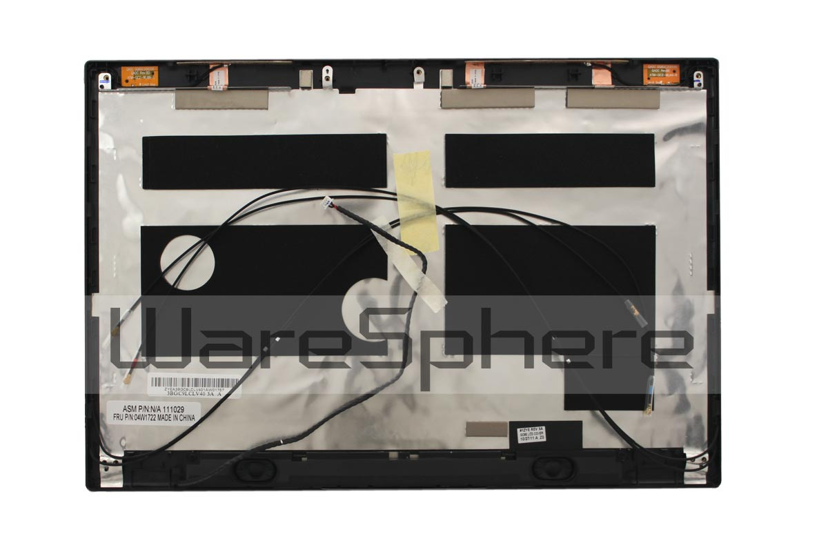 Lenovo thinkpad L420 lcd cover 04W1722 black