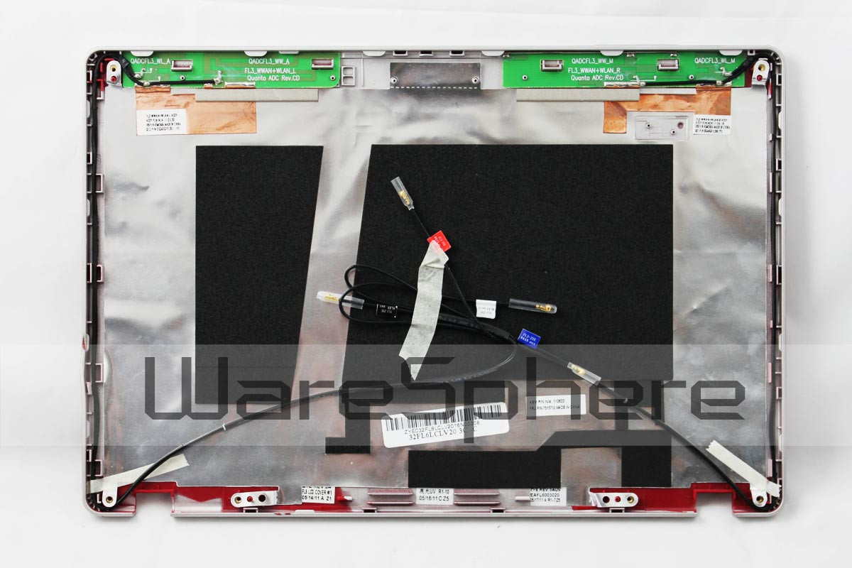 LCD Back Cover Lenovo Thinkpad E10 Assembly Red 75Y5712