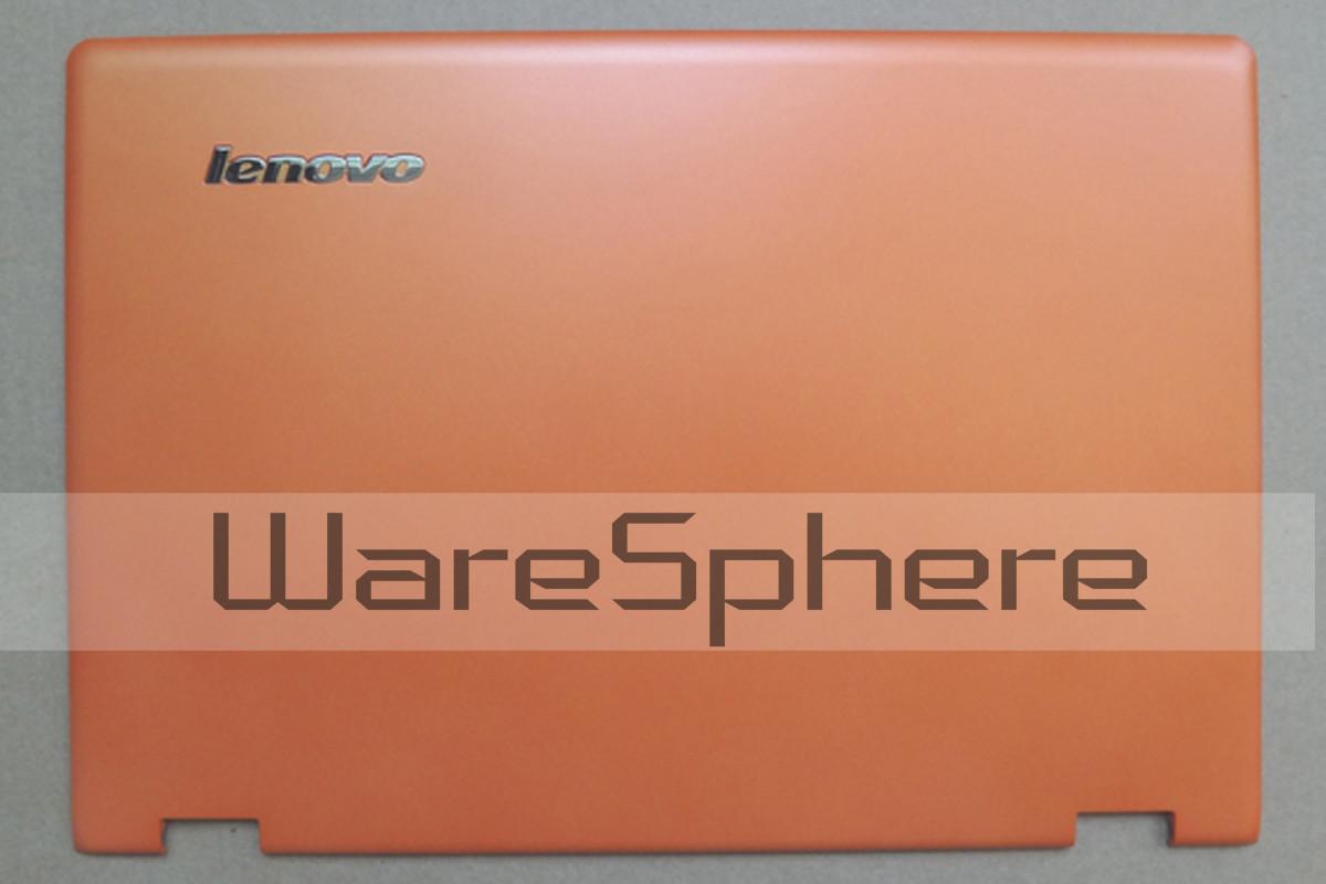 LCD Back Cover for Lenovo Yoga3 14 Orange