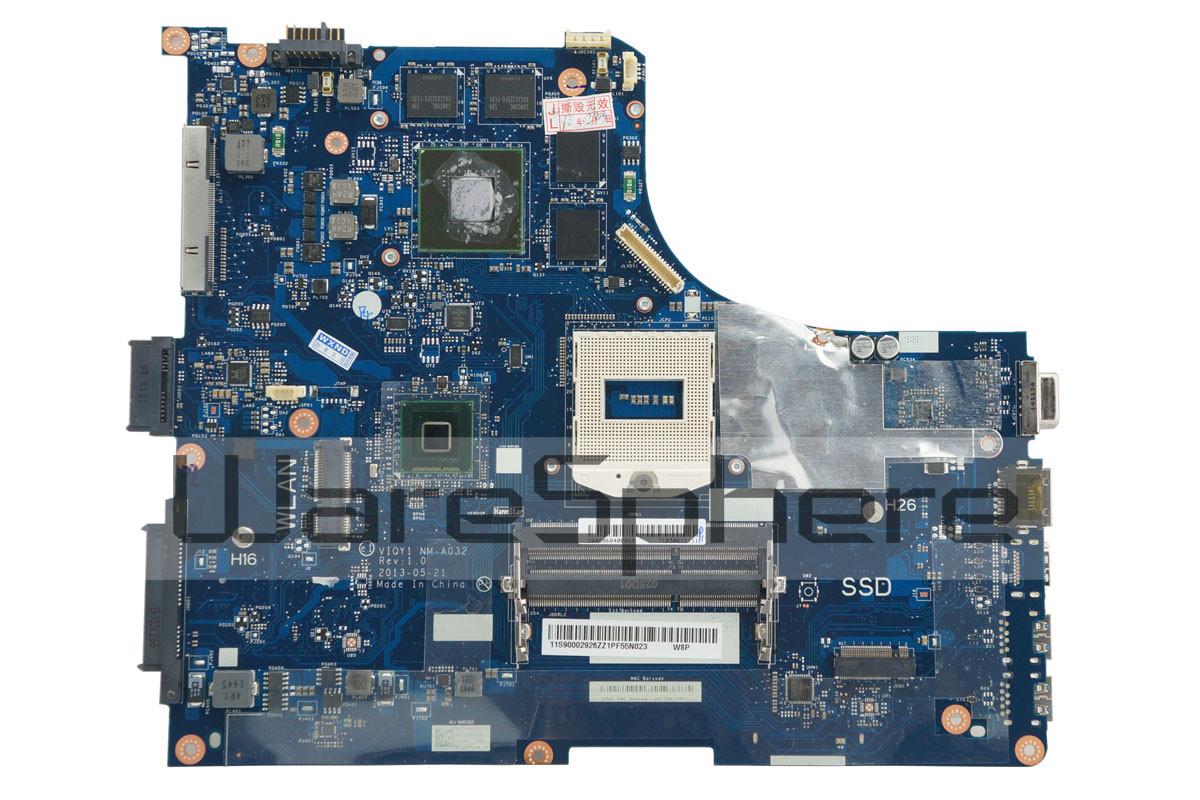 Motherboard For Lenovo Ideapad Y510p W8p 47w Hd 2gb Gt