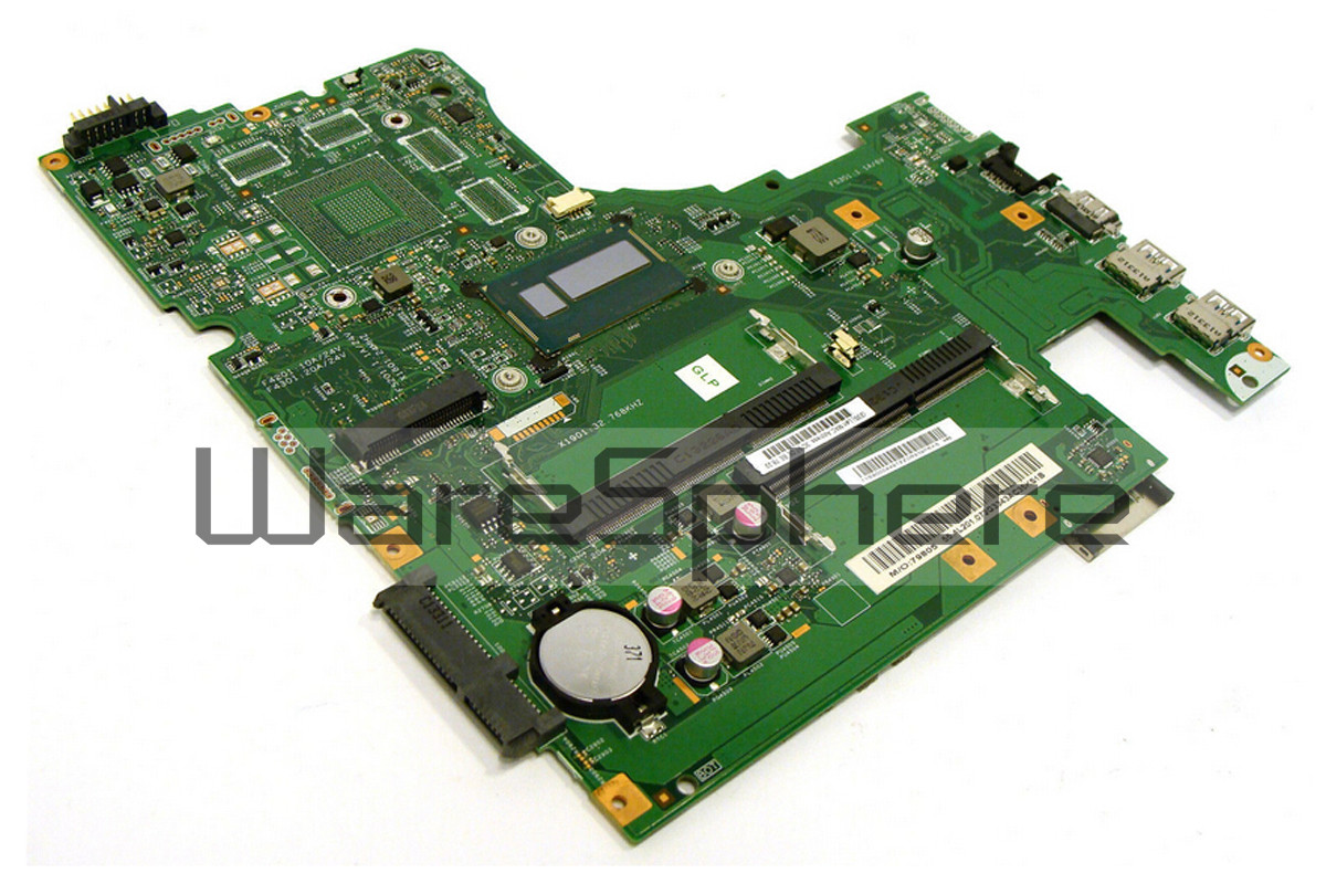 Motherboard W/ i3-4010U for Lenovo IdeaPad S510P 90004497 55.4L201.072