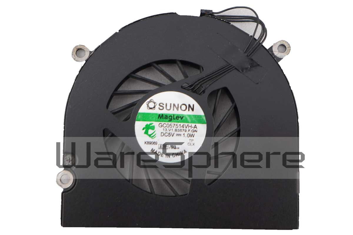 """Cooling Fan Assembly for Apple MacBook Pro 17"""" A1151 Left"""
