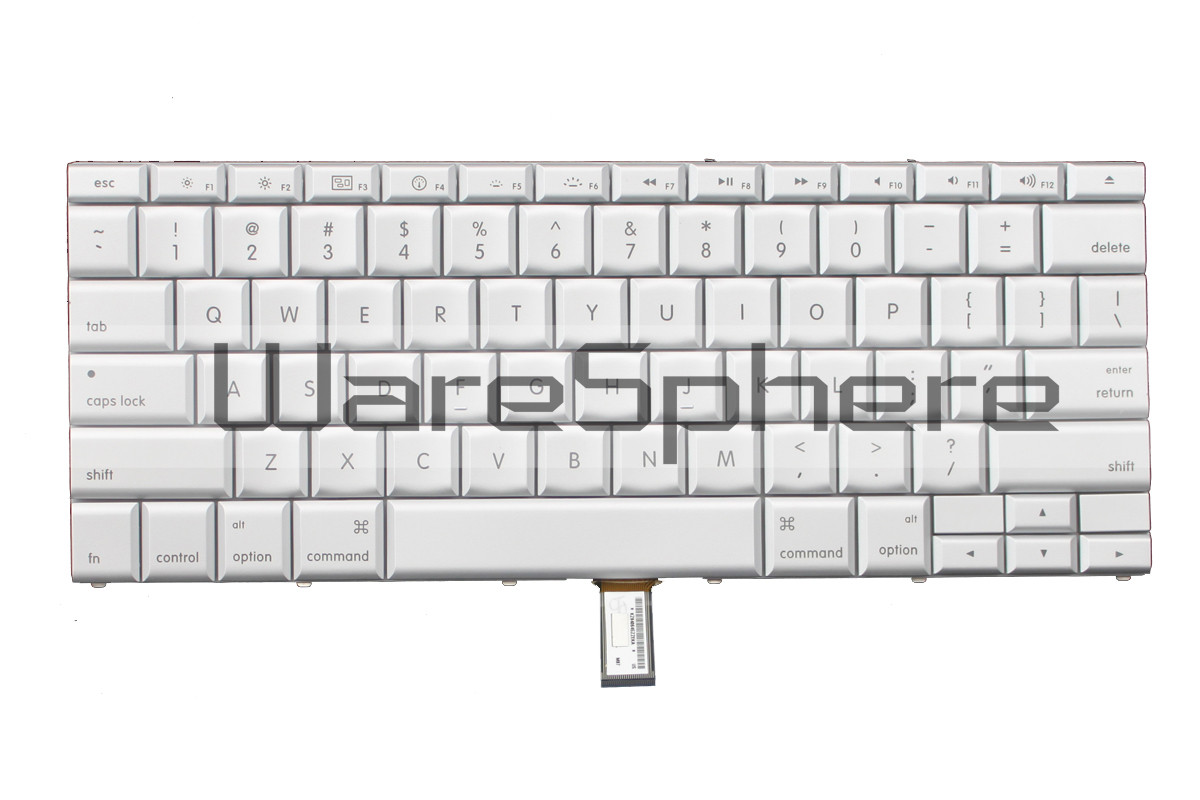 "Keyboard for Apple MacBook Pro 15"" MB133 MB134 (Model A1260)"