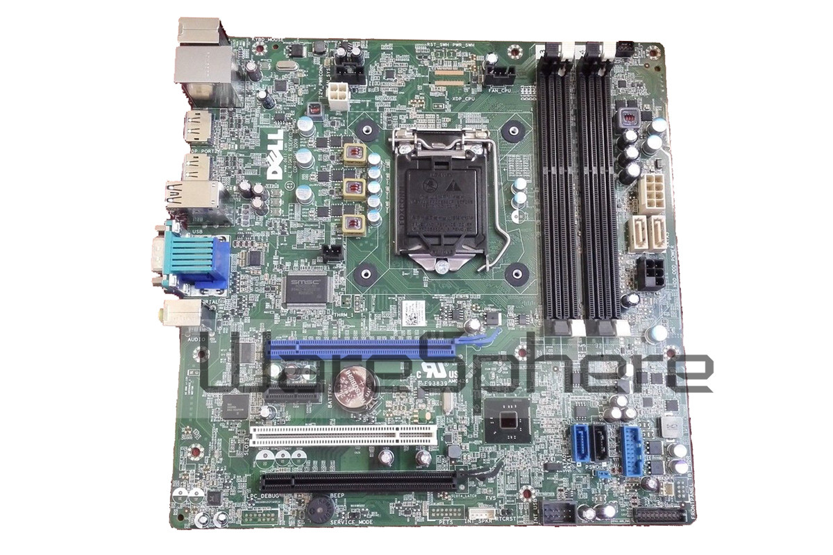 UMA Motherboard  for Dell Precision T1700 LGA 1155/Socket H2 73MMW