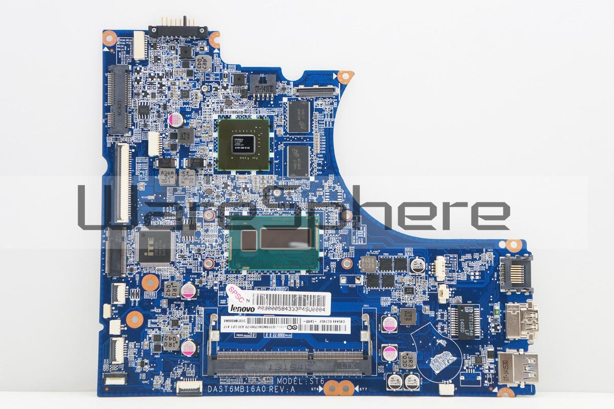Motherboard i5-4200U for Lenovo IdeaPad Flex 15 2GB 90005843 DAST6MB16A0