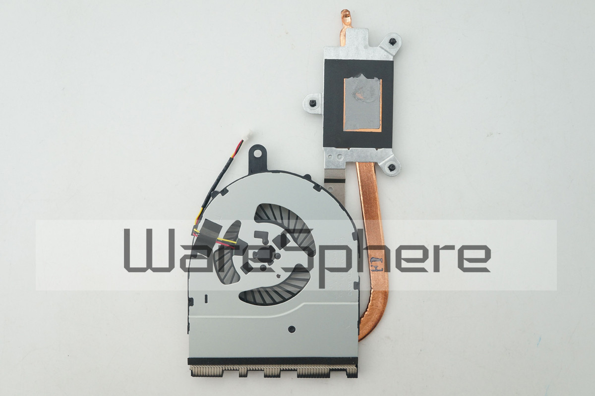 CPU Heatsink and Fan for Dell Inspiron 15 (5555) FXH0F AT1DE001FF0