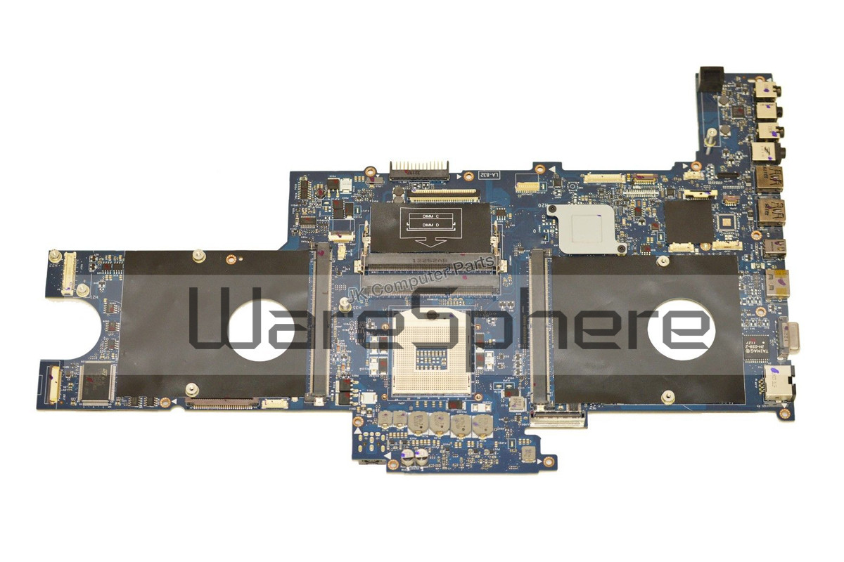 Motherboard for DELL Alienware M18x R2 GRP9C LA-8321P