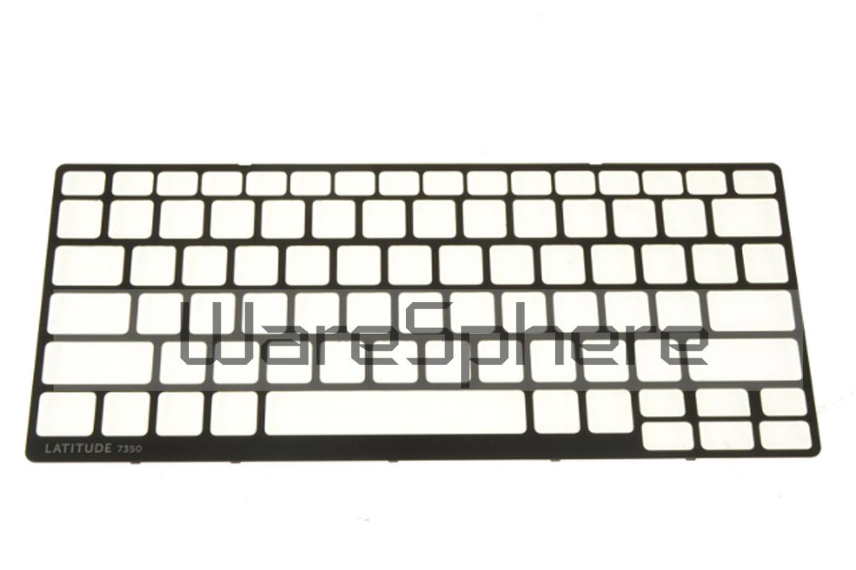 Keyboard Bezel for Dell Latitude 13 (7350) H9GNY Black