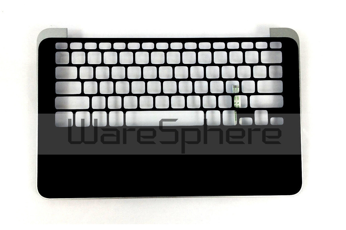Dell XPS 13 (9333) L321X Top Cover Palmrest TouchPad HRG19 Black A-