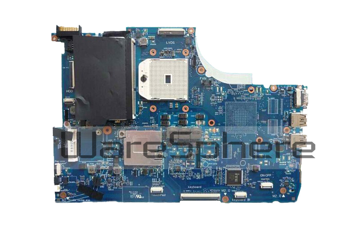 UMA Motherboard For HP Envy 15 Touchsmart 15-J A76M 720577-001