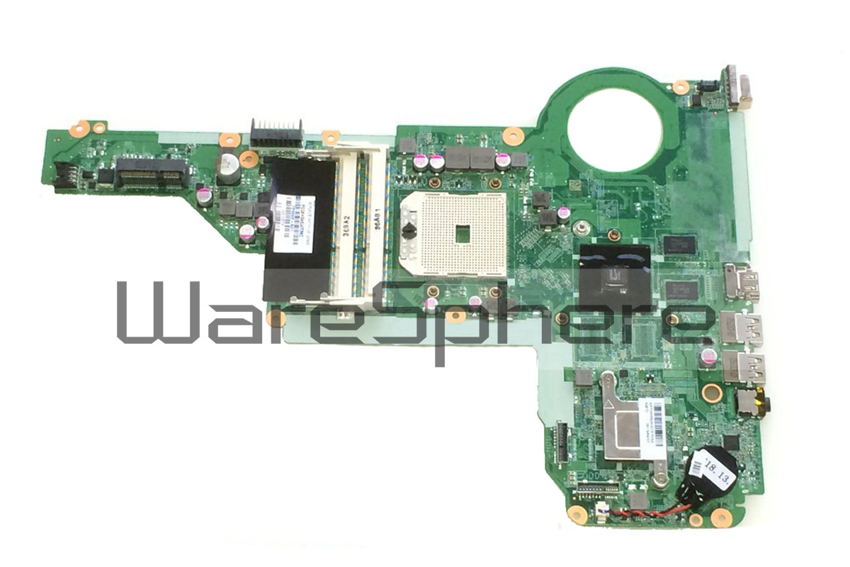 DSC Motherboard For HP Pavilion 15-E 17-E A76M 1G W8STD 720692-501