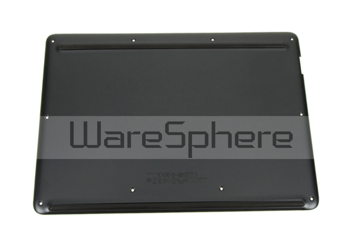 Bottom Base Cover for Dell Latitude 13 (7350) KH2F8 Black