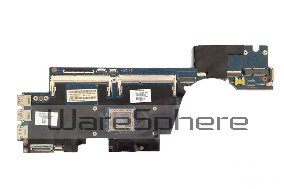 UMA Motherboard For HP Envy 14 Touchsmart M6-K I3-4010U VGU00 LA-9315P 727521-001